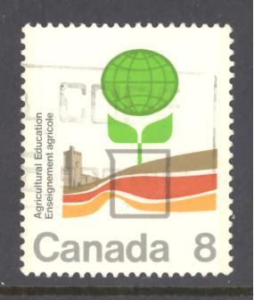 Canada Sc # 640 used (DT)