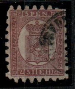 Finland Scott 12a Used (Catalog Value $325.00)