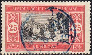 Senegal #92      Used