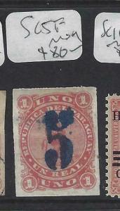 PARAGUAY  (P0203B)   LION SC 5F   MOG