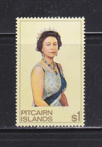 Pitcairn Islands 146 Set MNH Queen Elizabeth II