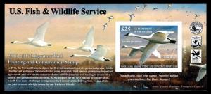 RW83A Federal Duck Stamp of 2016 - OGNH -VF & Better - CV $35.00 (ESP Stock)