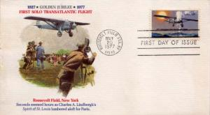 United States, First Day Cover, Aviation