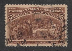 US#234 Chocolate - Used