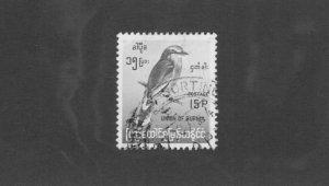 Burma 186 Birds USED CV$ 4.00 BIN$ 2.00