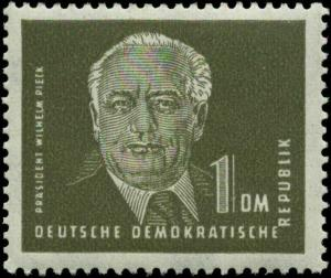 German Democratic Republic Scott #56 MNH Catalogs $24