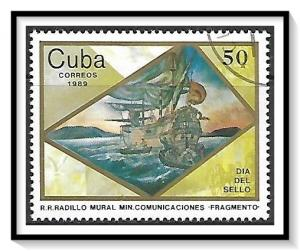 Caribbean #3123 Stamp Day CTO