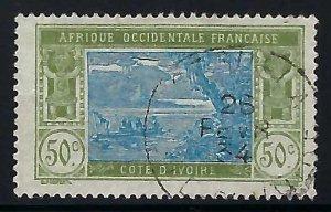 Ivory Coast 64 VFU L459