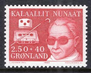 Greenland B11 MNH VF