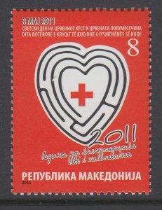 Macedonia RA156 MNH VF