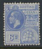 British Guiana SG 276 Mint Hinged  (Sc# 195 see details)