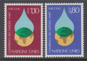 UN Geneva 65-66 MNH VF
