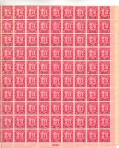 US 683 - 2¢ Gov. Joseph West Unused