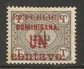 Dominican Republic 169 MOG 233A-5