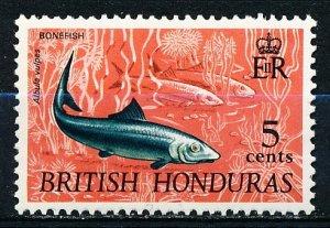 British Honduras #218 Single MNH