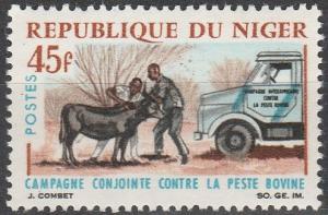 Niger #178   MNH (S5797)