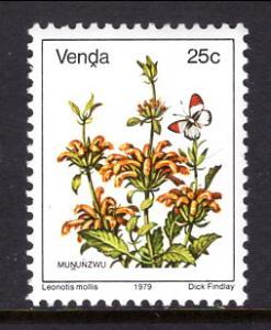 Venda 19 Flower MNH VF