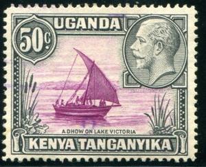 British East Africa Sc#52 Used