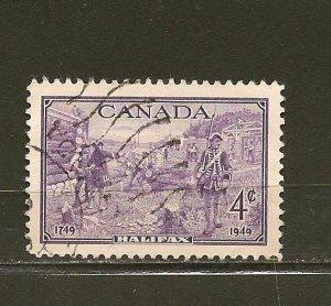 Canada 283 Used
