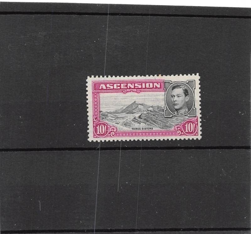 Ascension MNG Mint No Gum Stamp Scott # 49 #111069 X