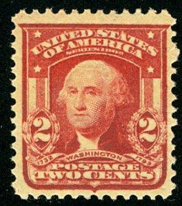 MALACK 319F VF/XF OG NH, a lovely stamp with better ..MORE.. g8425