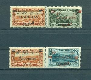 Alaouites sc# 38-45 mh cat value $32.50