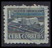 Cuba Used Very Fine ZA5263