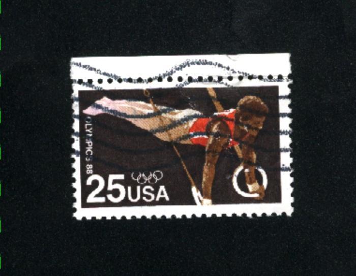 USA #2380   used 1988 PD .08
