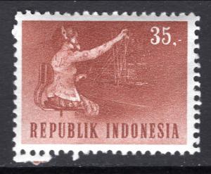 Indonesia 637 MNH VF