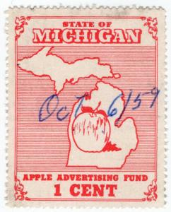 (I.B) US Revenue : Apple Advertising 1c (Michigan)