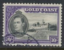 Gold Coast SG 132 Scott #127   Used / Fine Used   perf  12 see details