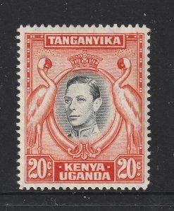 Kenya U.T. a KGVI 20c MNH perf 14