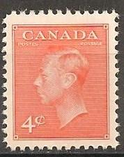 Canada #306 Mint Never Hinged VF  (ST560)