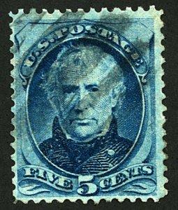 U.S. #185 USED