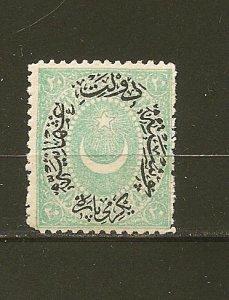 Turkey 43 Mint Hinged