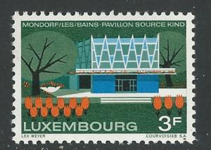 Luxembourg # 468  Mondorf-le-Bains      (1) Mint NH