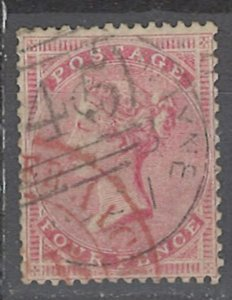 COLLECTION LOT # 2435 GREAT BRITAIN #26 1857 CV=$125