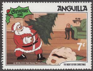 Anguilla #457 The Night Before Christmas MNH