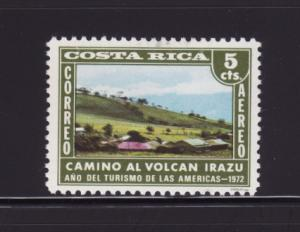 Costa Rica C549 U Tourism, Scene