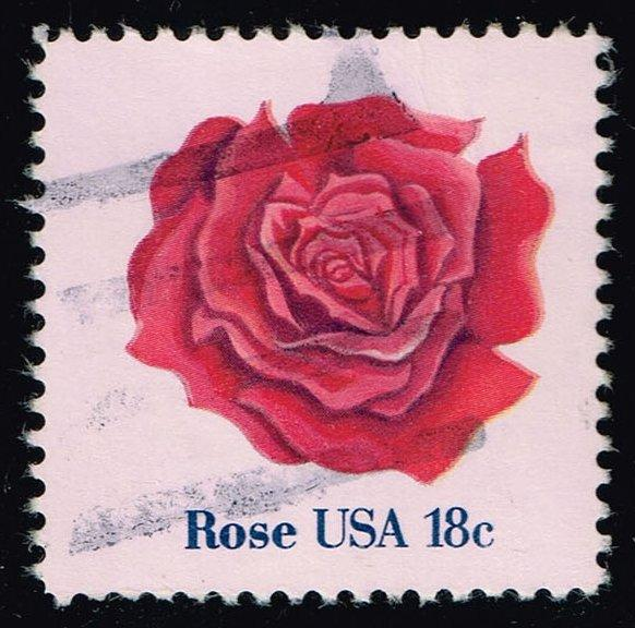 US #1876 Rose; Used at Wholesale