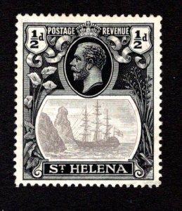 ST. HELENA  SC# 79  VF/MOG