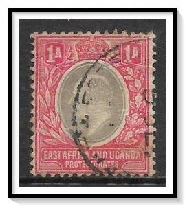 East Africa & Uganda Protectorates #2 King Edward VII Used