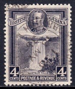 British Guiana - Scott #213 - Used - SCV $3.50
