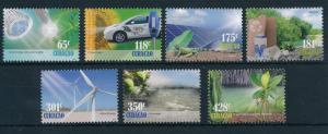 [CU129] Curacao 2013 Ecology Go Green MNH
