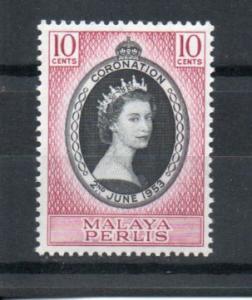Malaya - Perlis 28 MNH