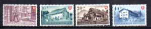 Switzxerland B183-6 Mint OG CV $3.40