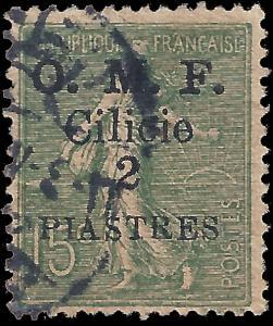 Cilicia 1920 YT 93 u vg