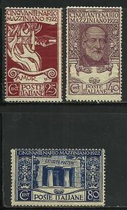 Italy # 140-2, Mint Hinge