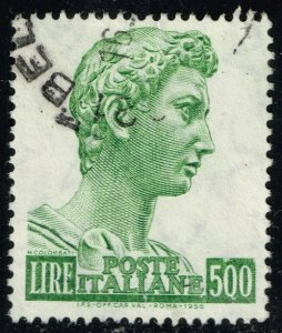 Italy #690b St. George by Donatello; Used (3Stars)
