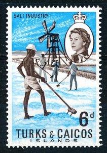 Turks & Caicos Islands #163 Single MNH